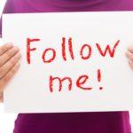 Social Media Follow Me
